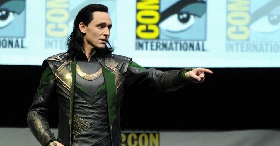 Ator De Thor: QUADRISÔNICO » Links Comic-Con 2013: Superman E Batman